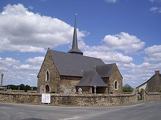 Bléruais Commune in Brittany, France