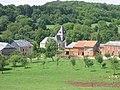 Eglise St Claire Hagnicourt Ardennes France.JPG