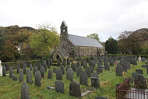 Beddgelert - St Mary's Church