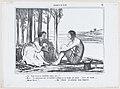 Eh! bien, tu ne te rhabilles donc pas?..., from Croquis d'Été, published in Le Charivari, June 26, 1858 MET DP876732.jpg