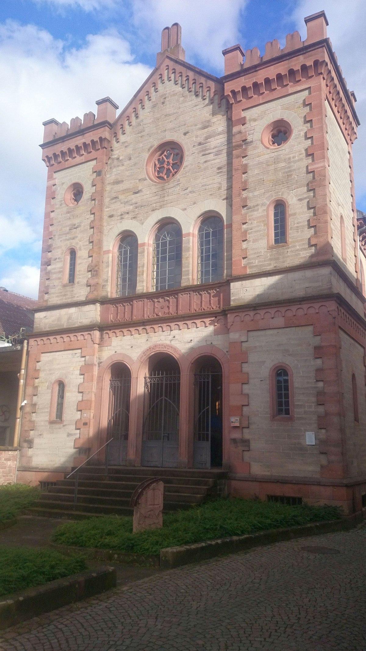 Category:Synagoge (Kippenheim) - Wikimedia Commons