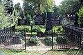 Ehrengrab Mehringdamm 21 (Kreuz) Heinrich Wilhelm Krausnick.jpg