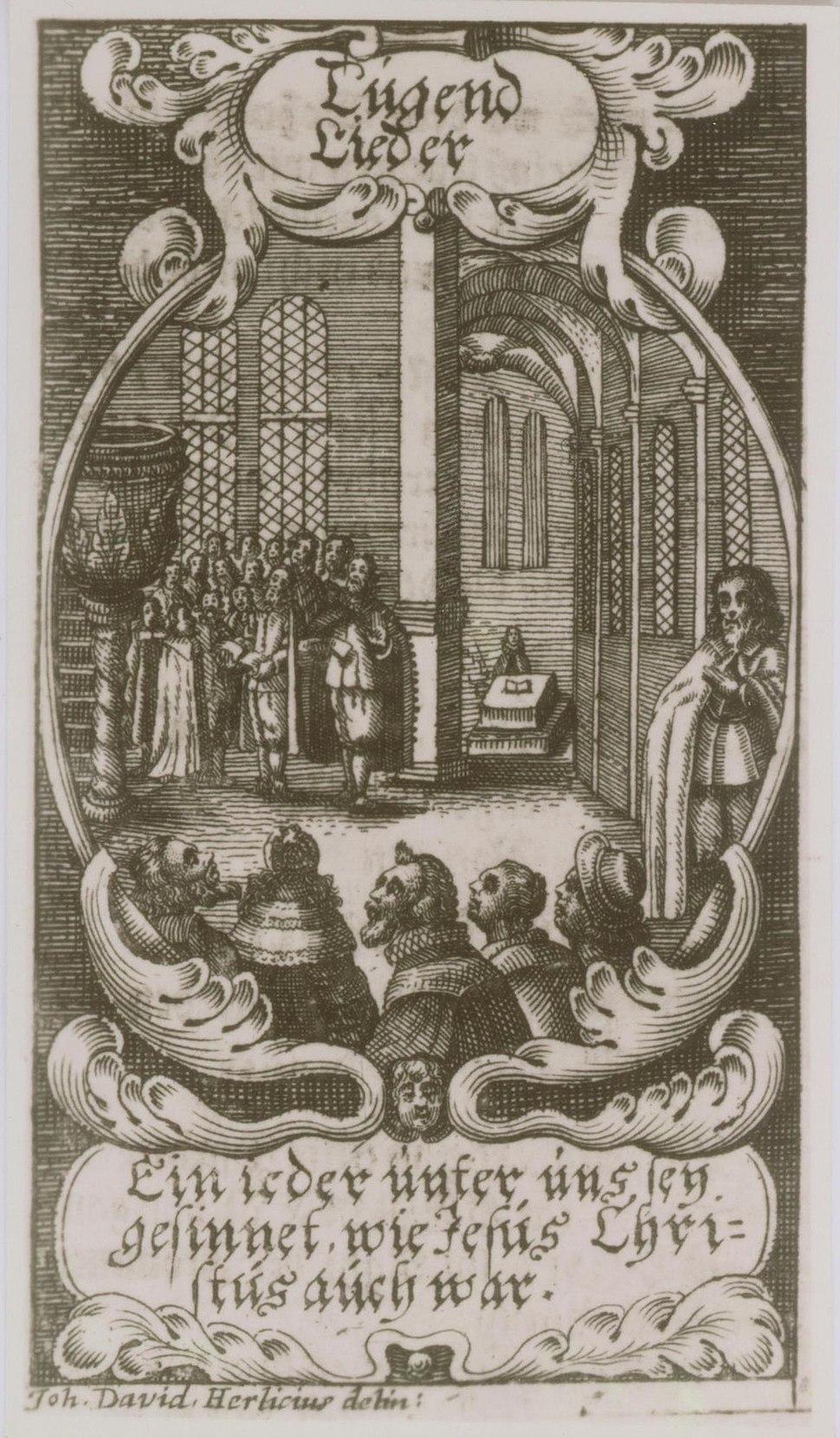 Eisenacher Gesangbuch Tugendlieder