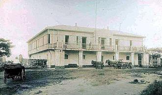 Battle of San Juan del Monte - El Depósito, taken in 1900.