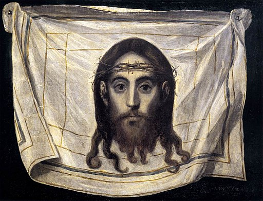 El Greco - The Veil of St Veronica - WGA10461