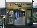 Elephant & Castle mainline stn western entrance.JPG
