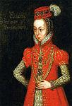 Elisabeth, Holzschnitt um 1542