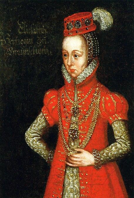 Elisabeth von Brandenburg 1510-1558