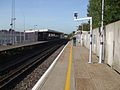 Eltham station look west.JPG