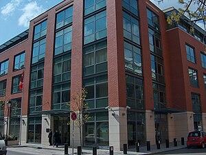 Embassy of Canada, Budapest - Image: Embassy of Canada Budapest