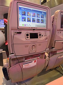 ICE Information Communication Entertainment In Economy Class