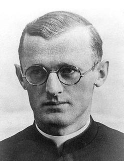 Engelmar Unzeitig Czechoslovak roman catholic priest