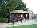 English Heritage kiosk - Old Sarum - geograph.org.uk - 779208.jpg
