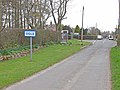Entering Ogle from the east - geograph.org.uk - 1800075.jpg
