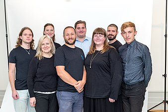 Entire staff of Wikimedia Sweden 4.jpg