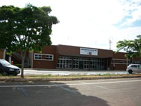 Entrada do Aeroporto Francisco Álvares de Assis.jpg