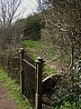 Entrance Gate to Brean Down Water Reservoir. - panoramio.jpg