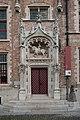 Entree van het Huis van de Heren van Gruuthuse, Brugge.jpg