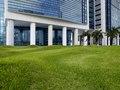 "Environmental art ""Flutter"" at the NE and SE lawn quadrants of the Wilkie D. Ferguson, Jr., U.S. Courthouse, Miami, Florida LCCN2010720284.tif"