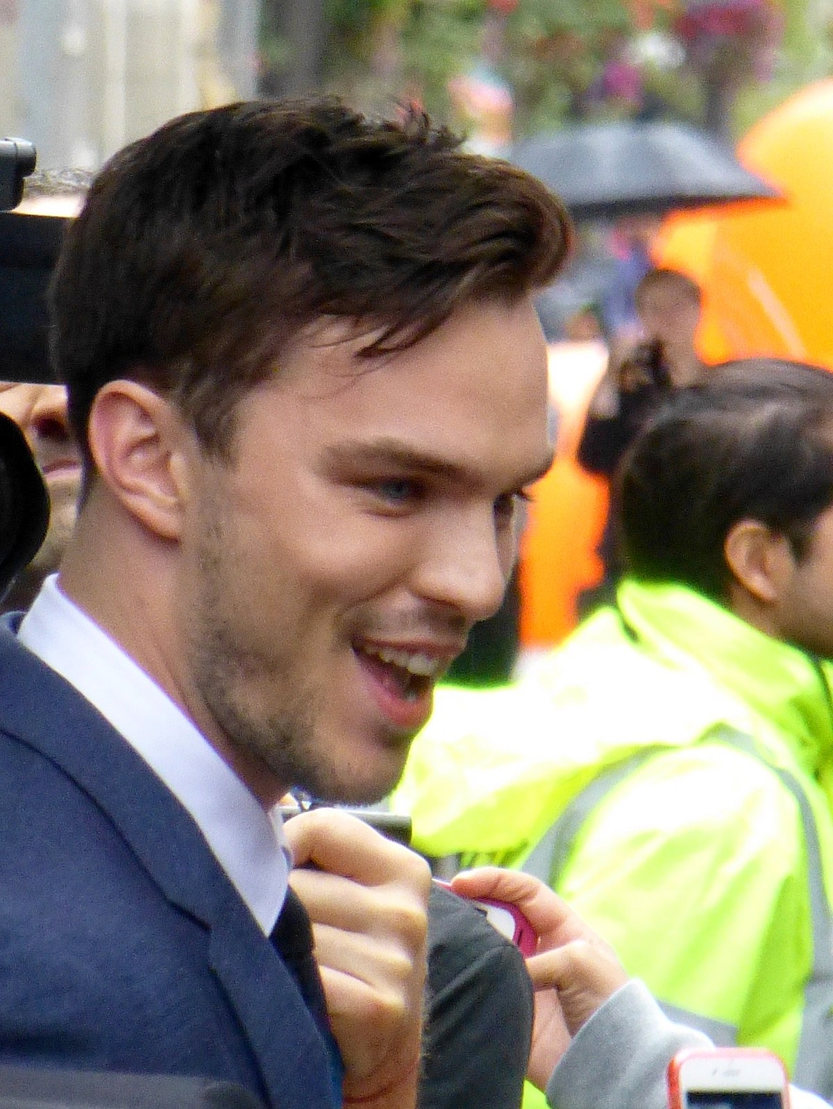 Nicholas hoult days of future past