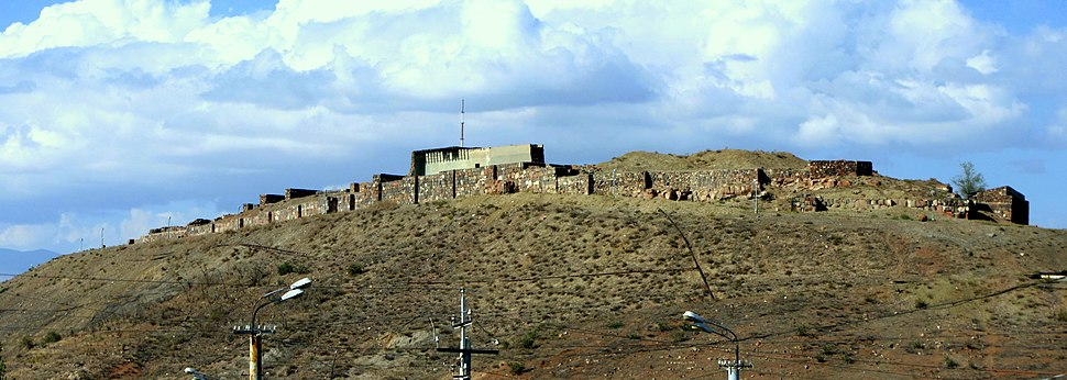 Erebuni Fortress, Yerevan, Armenia 01