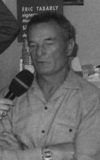Éric Tabarly - Éric Tabarly in 1997