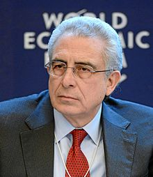 Ernesto Zedillo Ponce de Leon World Economic Forum 2013 crop.jpg