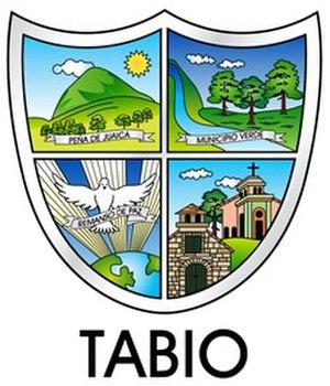 Tabio - Image: Escudo Tabio