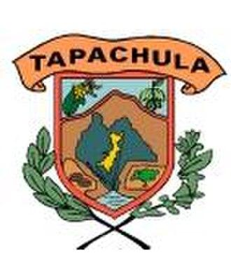Tapachula - Image: Escudo de Tapachula