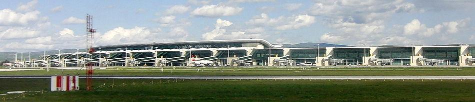 Esenboga International Airport Ankara Turkey