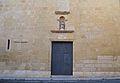 Església de sant Joan Baptista de Beniarbeig, façana.JPG