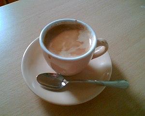 maquina de espresso