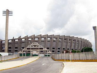 Albertão - Image: Estádio Governador Alberto Tavares Silva, Teresina PI