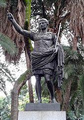 Augusto De Prima Porta (César Otávio Augusto)