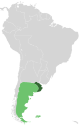 Ubicación de Provincia de Buenos Aires