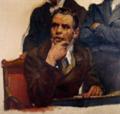 Estudo de figuras humanas para a tela Cortes Constituintes de 1821 (José Bastos) - Veloso Salgado, 1920.png
