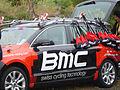 Etape 8 du Tour de France 2011 Voiture de ravitaillement BMC.jpg