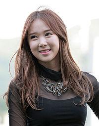 Euaerin at Gwacheon Seoul Race Park live concert, December 2013.jpg