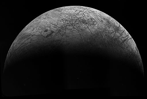 Europa from Voyager II - July 1979 (16546842956)