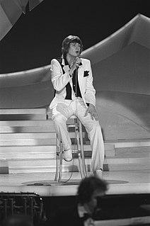 Johnny Logan (singer) Irish singer-songwriter