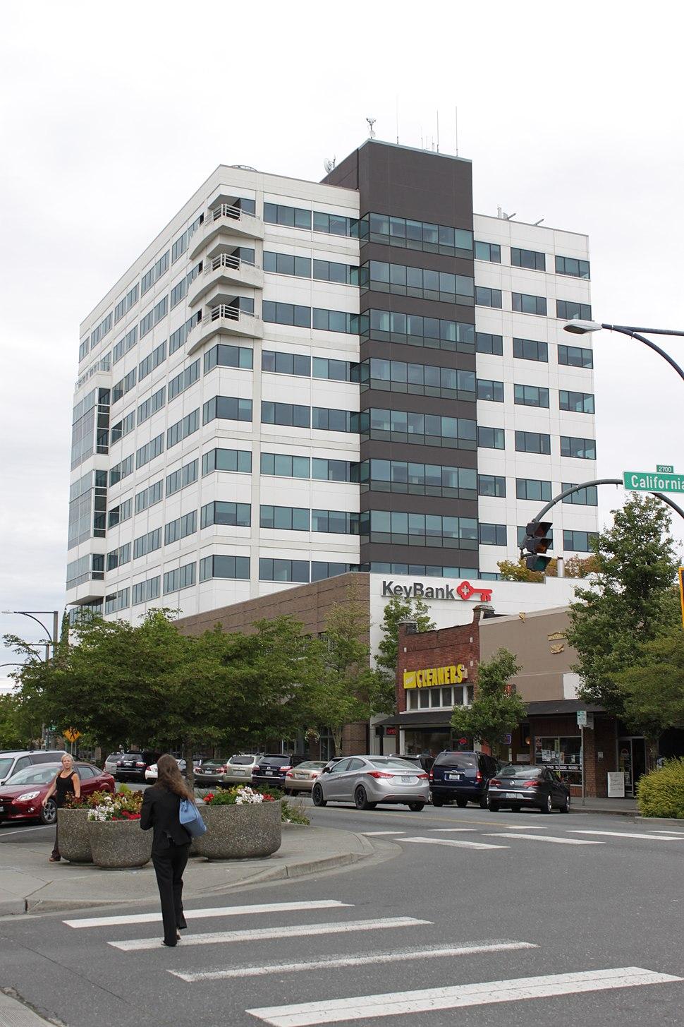 Everett Mutual Tower (18345199053)