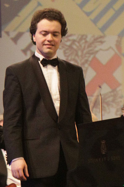 Picture of a band or musician: Evgeny Kissin