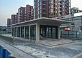 Exit A of Xibeiwang Station (20170912181449).jpg