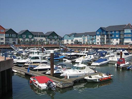 Exmouth Docks