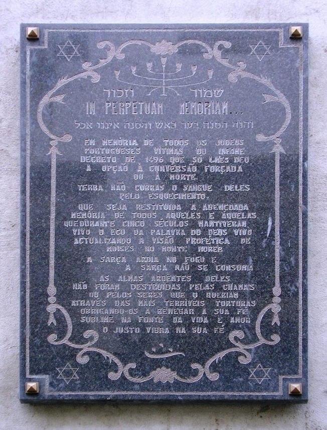 Expulsao judeus Olival (Porto)