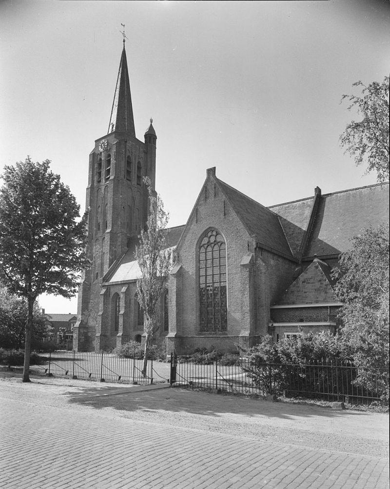 Hervormde kerk in nisse monument for Exterieur kelder