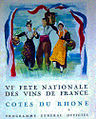 Fête Nationale des Vins de France Côtes du Rhône.JPG