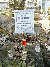 Földes László-Rédey Tivadar-Zámor Ferenc-Rédey Erzsébet sírja.jpg