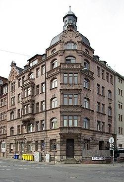 Fürth Ritterstraße 2 001.JPG