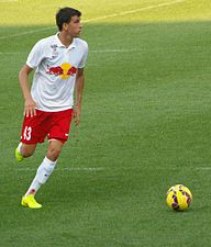 FC Liefering vs. Creighton University 27.JPG